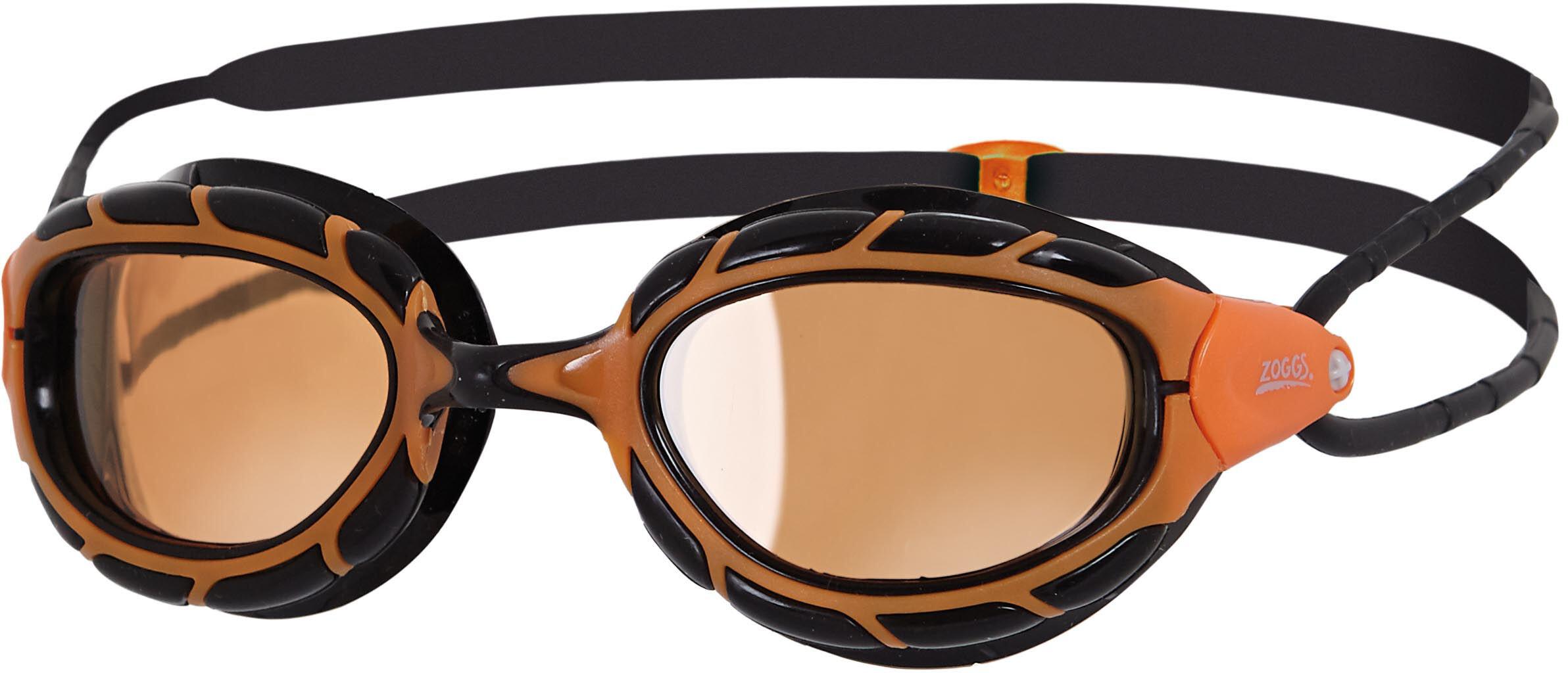 c9541187896d Zoggs Predator Polarized Ultra Occhialini arancione/nero su Bikester